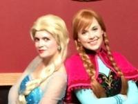 elsa and anna frozen kids party
